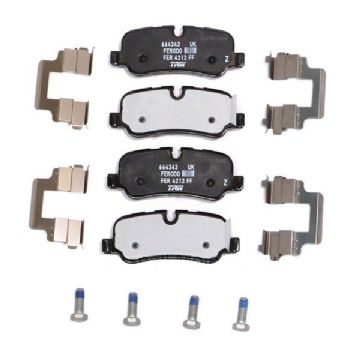 LR055454 LR055455 LR134696 Genuine LR Rear Brake Pad Set